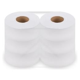 """Toaletný papier JUMBO 19"""" 2vr., 12 ks/ v bal."""
