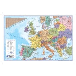 Podložka na stôl 60x40 cm, Európa
