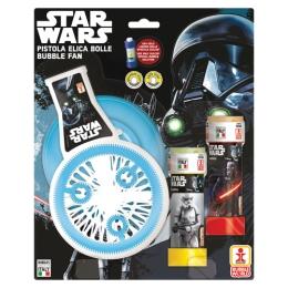 Bublifuk DULCOP Star Wars, s ventilátorom na výrobu bublín
