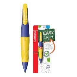 Mechanická ceruzka STABILO EASYergo 1,4 mm  pre pravákov, žlto-fialová