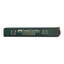 Tuhy do mech. ceruziek Faber-Castell 0,5mm/HB