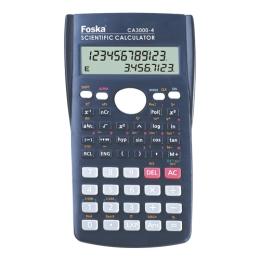 Kalkulačka vedecká 240 funkcií Foska CA300-4