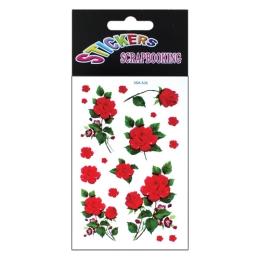 Nálepky 3SA  Kvety