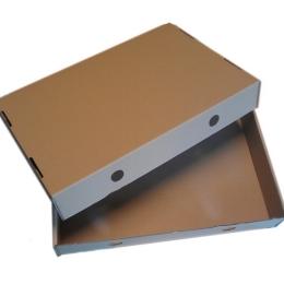 Kartónová krabica (na zákusky, mrazené kurčatá) 58x38,5x9,5